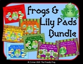 Frogs 'n' Lily Pads Classroom Decor Bundle