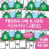 Addition Activity Cards
