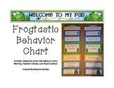 Frogtastic Behavior Clip Chart