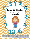 From A Number - A Subtraction Game