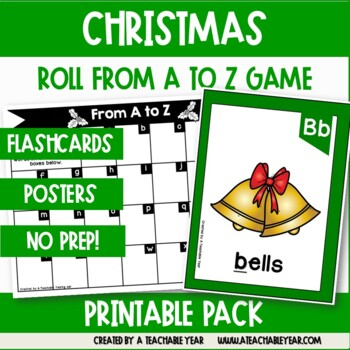 From A to Z- Christmas Edition