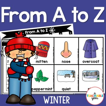 From A to Z- Winter Edition