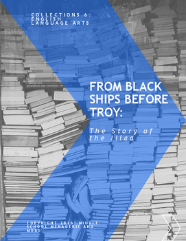 From Black Ships Before Troy: The Story of the Iliad - Rea