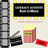 Persuasive Writing: A Book Turned into a Movie Assignment