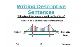 From Building Great Sentences to Constructing Great Paragraphs (Lessons 1 & 2)