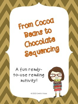 From Cocoa Beans to Chocolate Sequencing Activity