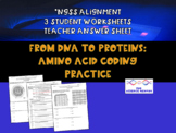 From DNA to Proteins: Amino Acid Coding Practice