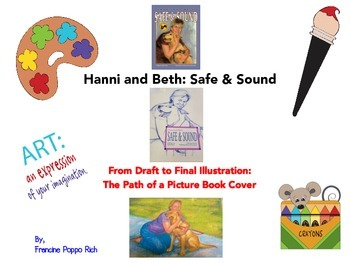 From Draft to Final Illustration: The Path of a Picture Book Cover