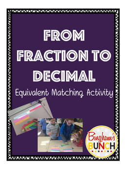 From Fraction to Decimal Equivalent