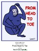 From Head to Toe Level 1 Digital Version