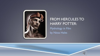 Mythology: From Hercules to Harry Potter 3-in-1 Bundle