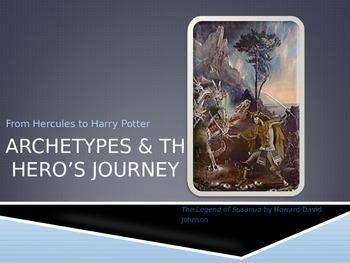 Mythology: From Hercules to Harry Potter - Archetypes & the Hero's Journey
