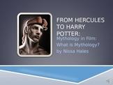 Mythology: From Hercules to Harry Potter - What is Mythology?