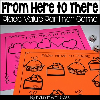 Place Value Game: Comparing and Ordering Numbers