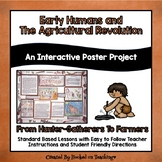 From Hunter and Gatherers to Farmers - Informational Poste