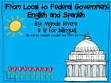 From Local to Federal Government (English & Spanish)