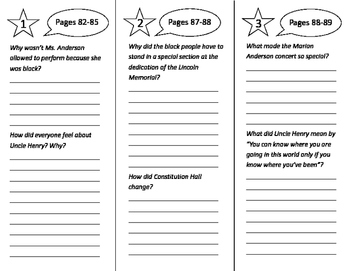 From Miss Ida's Porch Trifold - Imagine It 5th Grade Unit 1 Week 4