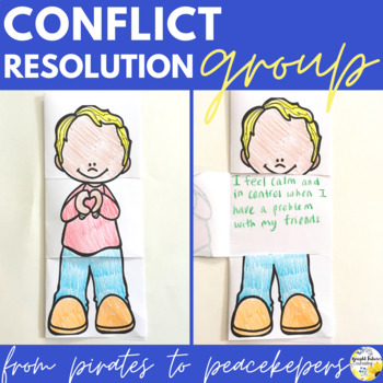 Conflict Resolution Counseling Group - From Pirates to Peace Keepers