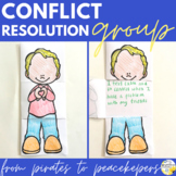 Conflict Resolution Counseling Group - From Pirates to Peacekeepers