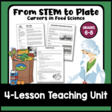 From STEM to Plate: Careers in Food Science