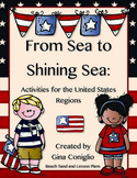 From Sea to Shining Sea: United States Regions Research Activities