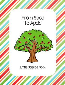 From Seed to Apple - Little Science Pack