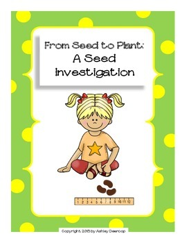 From Seed to Plant: A Measurement Math Investigation Using the Scientific Method
