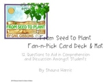 From Seed to Plant Fan & Pick Cards (Trophies 2nd grade)