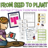 From Seed to Plant Supplemental Activities