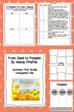 From Seed to Pumpkin Journeys Supplemental Unit