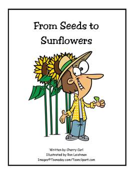 From Seeds to Sunflowers Read Aloud Book for Spring