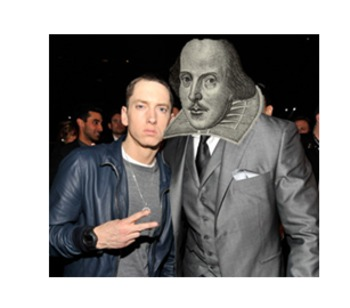 From Shakespeare to Eminem