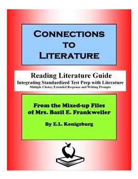 From The Mixed-Up Files of Mrs. Basil E. Frankweiler-Reading Literature Guide