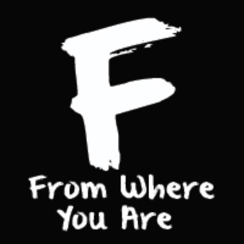 From Where You Are Font: Personal Use