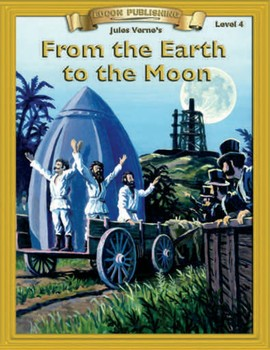 From the Earth to the Moon Read-along with Activities and Narration