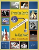 From the Earth to the Moon Worksheets -- Seven Episode Bundle