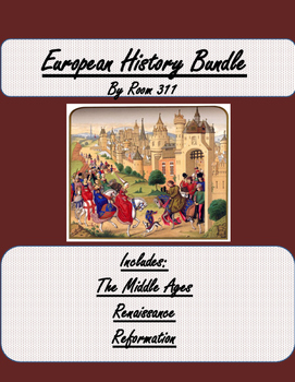 European History Bundle