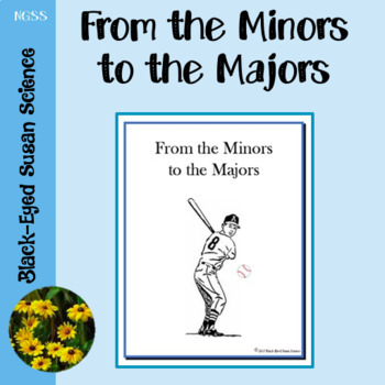From the Minors to the Majors  (includes Claim, Evidence, Reasoning option.)