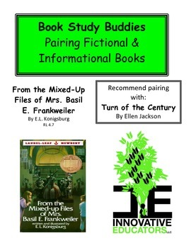 From the Mixed-Up Files - Pairing Fictional and Informatio