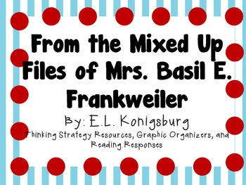 From the Mixed Up Files of Mrs. Basil E. Frankweiler: Character, Plot, Setting