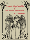 From the Mixed-Up Files of Mrs. Basil E. Frankweiler Final
