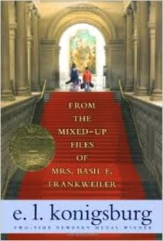 From the Mixed Up Files of Mrs. Basil E. Frankweiler Project