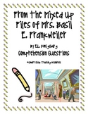 """""""From the Mixed Up Files of Mrs. Basil E. Frankweiler"""" Questions"""