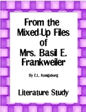 From the Mixed-Up Files of Mrs Basil E Frankweiler: Tests,