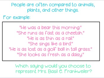 From the Mixed Up Files of Mrs. Basil E. Frankweiller Preview & Ch. 1 Promethean