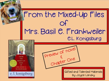 From the Mixed Up Files of Mrs. Basil E. Frankweiller Prev