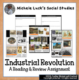 """Front & Back"" Industrial Revolution Reading & Review Assignment"