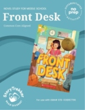 Front Desk - A No-Prep Novel Study (Distance Learning)