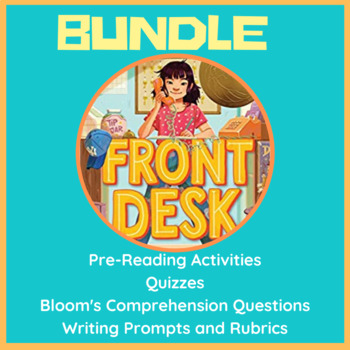 Front Desk BUNDLE