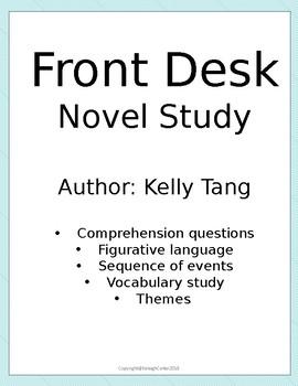 Front Desk Novel Study
